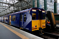 Railways Scotrail Glasgow Central 20161219