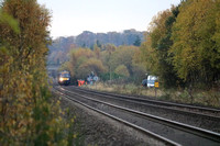 Railways Scotrail St.Ninians 20161108