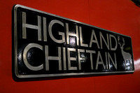 Railways VTEC Highland Chieftain 20161025