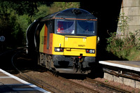 Railways Colas Bridge of Allan 20161002
