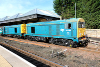 Railways GBRF 15 Perth 20160910