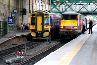 Railways Various Edinburgh Waverley 20160906