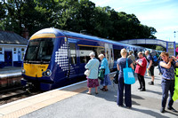 Railways Scotrail Pitlochry 20160824