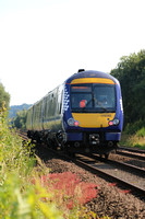 Railways Scotrail St.Ninians 20160816