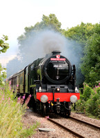 Railways Royal Scot Cambus 20160813