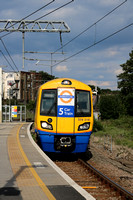 Railways London Overground Willesden Junction 20160810