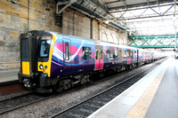 Railways Various Edinburgh Waverley 20160807