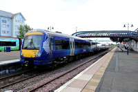 Railways Scotrail Stirling 20160807