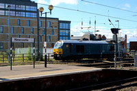 Railways Various Newcastle 20160801