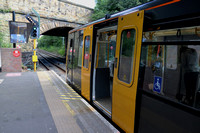 Railways Tyne & Wear Metro 20160801
