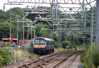 Railways Scotrail Cumbernauld 20160728