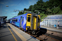 Railways Scotrail Croy 20160719