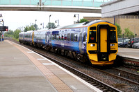 Railways Various Stirling 20160710