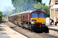 Railways GBRF Royal Scotsman Linlithgow 20160708