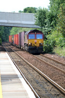 Railways DBS Falkirk Grahamston 20160707