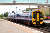 Railways Scotrail Stirling 20160620