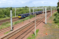 Railways Scotland Newton Junction 20160620