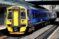 Railways Various Haymarket 20160609