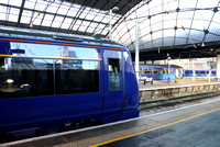 Railways Scotrail Glasgow Queen Street 20170130