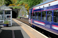 Railways Scotrail North Queensferry 20160520