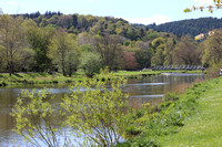 Travel Scotland River Tweed 20160514