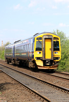 Railways Scotrail St.Ninians 20160511