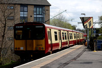 Railways Scotrail Cathcart 20160504