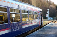 Railways Scotrail Tyndrum 20160305
