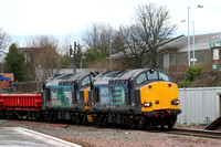 Railways DRS Larbert 20160225