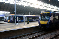 Railways Scotrail Glasgow Queen Street 20170214