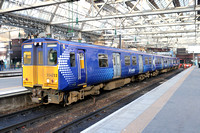 Railways Scotrail Glasgow Central 20170214