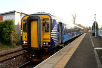 Railways Scotrail Alloa 20170214