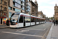 Railways Scotland Edinburgh Trams 20150925