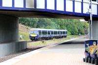 Railways Scotrail Larbert 20150914