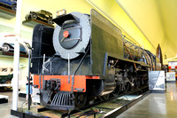Travel Scotland Riverside Museum SA Springbok Steam 20150818