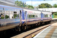 Railways Scotrail Stirling 20150815