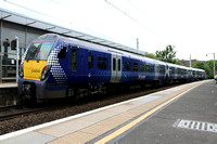 Railways Scotrail Partick 20150814