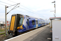 Railways Scotrail Ardrossan 20150814