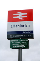Railways Scotrail Crianlarich 20150809