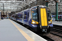 Railways Scotrail Glasgow Central 20150730