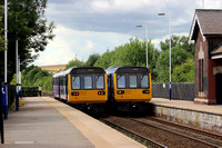 Railways Northern Shireoaks 20150725