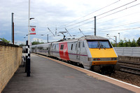 Railways Various Retford 20150725