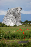 Travel Scotland Kelpies 20150711