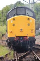 Railways Preserved Bo'ness 37703 20150627