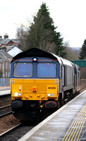 Railways DRS Dunblane 20170227