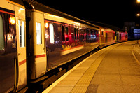 Railways Caledonian Sleeper Inverness 20150323