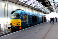 Railways Caledonian Sleeper Launch Inverness 20150323