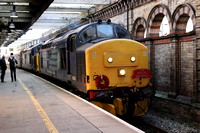 Railways DRS VWC Welsh Warrior 20141024