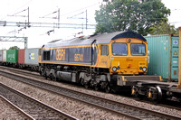 Railways GBRF Chorlton 20140731
