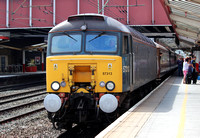 Railways Various Crewe 20140621